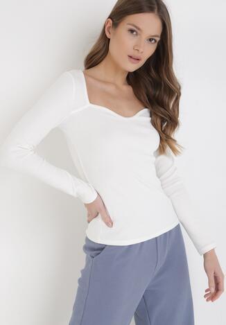 Biała Bluzka Jennina