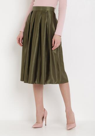 Zielona Spódnica Saphadoe