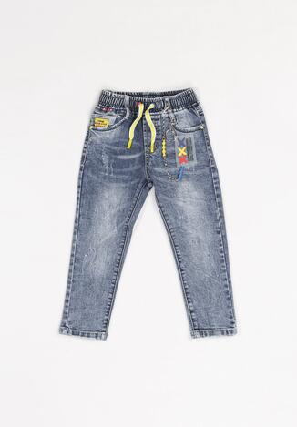 Niebieskie Jeansy Regular Nalaea