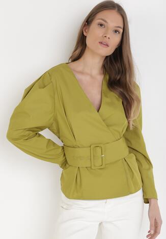 Zielona Bluzka Jennife