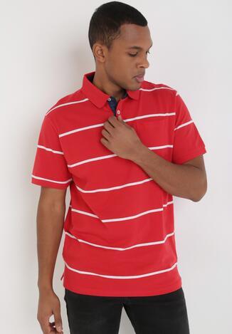 Czerwona Koszulka Amadia