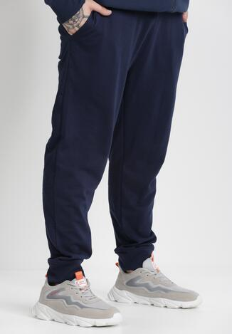 Granatowe Spodnie Ianalaira