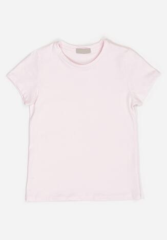 Jasnoróżowa Koszulka Dorilaeno