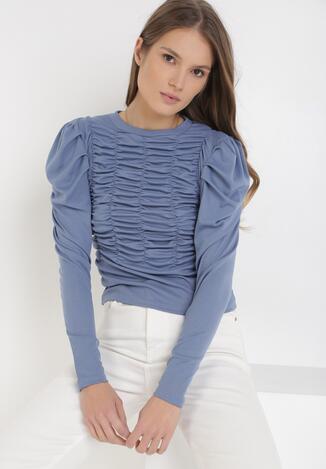 Niebieska Bluzka Iarbanise