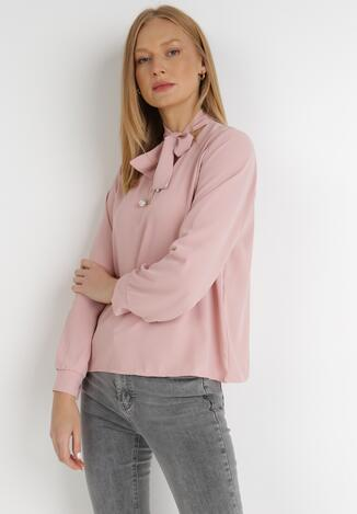 Różowa Bluzka Dakrana
