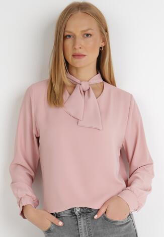 Różowa Bluzka Nedadise