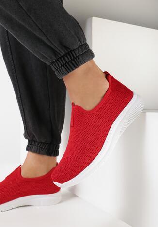 Czerwone Buty Sportowe Celasia