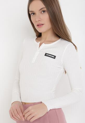 Biała Bluzka Harelnixi