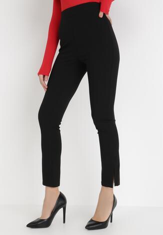 Czarne Spodnie Aerefer