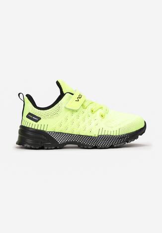 Limonkowe Buty Sportowe Wysthine