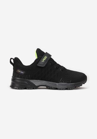 Czarne Buty Sportowe Wysthine