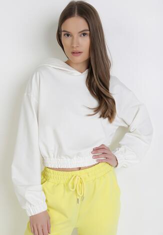 Biała Bluza Melaeno
