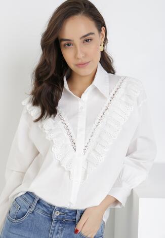 Biała Koszula Tinvyn