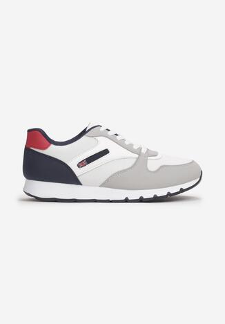 Białe Buty Sportowe Danamoni