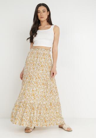 Żółta Spódnica Pallemei