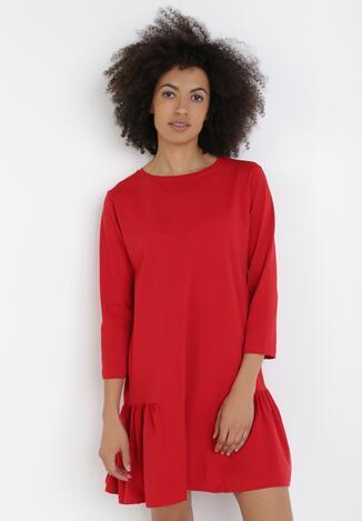 Czerwona Sukienka Pherithis