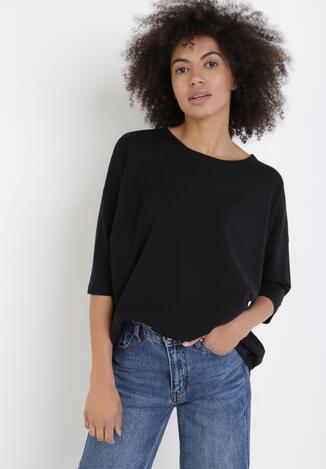 Czarny T-shirt Xanionis