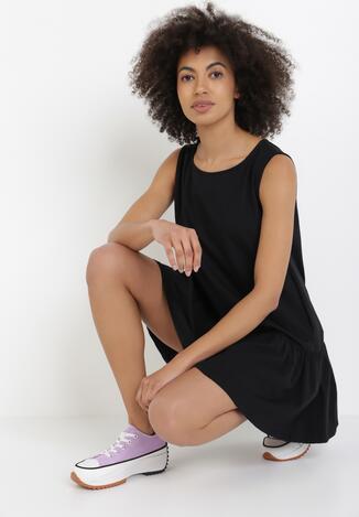 Czarna Sukienka Iasixie