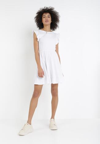 Biała Sukienka Physiophai