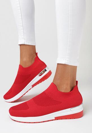 Czerwone Buty Sportowe Phoiphaeia