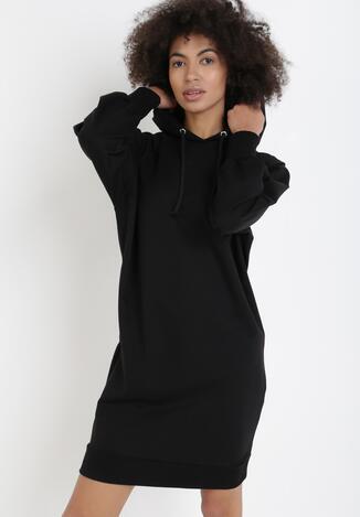 Czarna Sukienka Pethethia