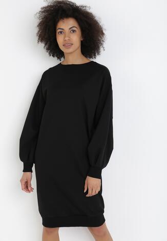 Czarna Sukienka Iasyse