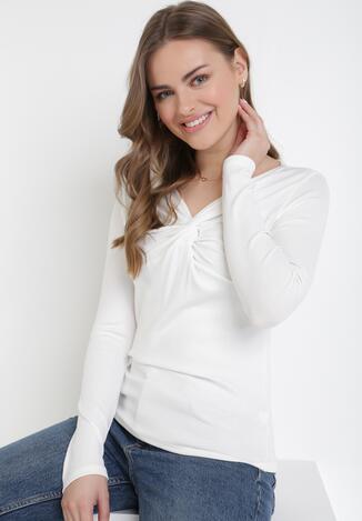 Biała Bluzka Alethressei