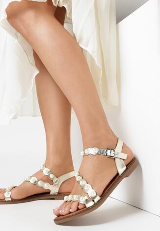 Złote Sandały Acsixie