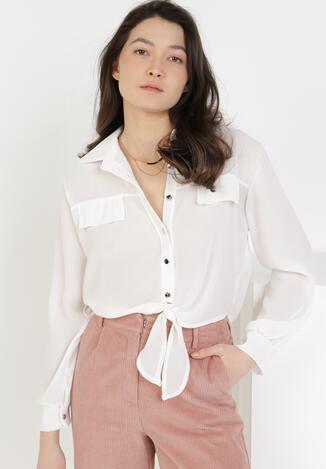 Biała Koszula Viviciane