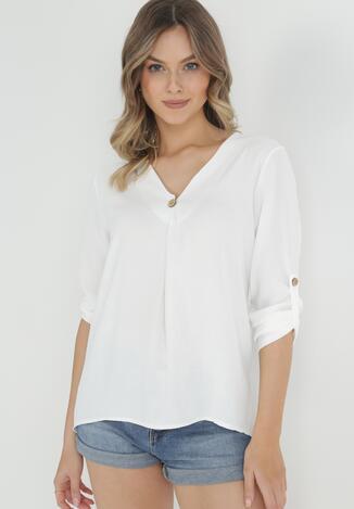 Biała Bluzka Acalepheu