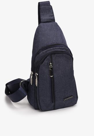 Granatowy Plecak Marilora