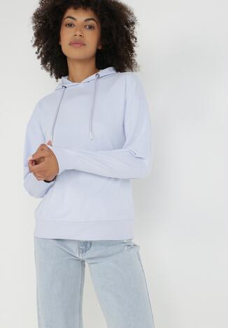 Jasnofioletowa Bluza Savaresi