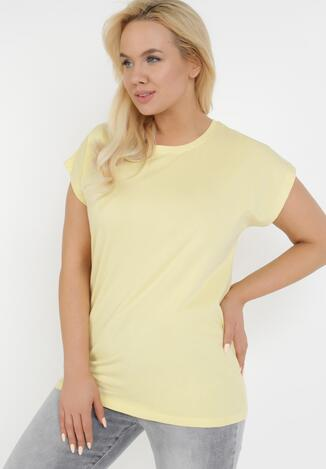 Żółty T-shirt Astrissis