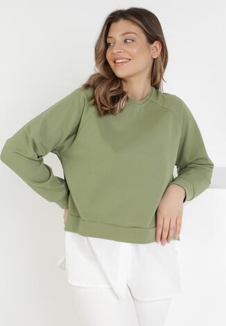 Zielona Bluza Morgasana