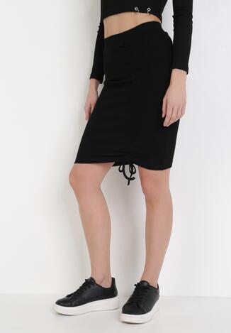 Czarna Spódnica Phalosise
