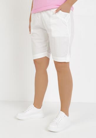 Białe Szorty Zelyse