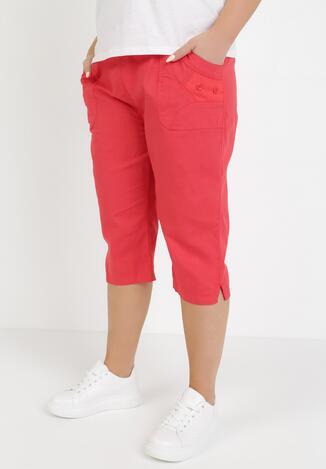 Czerwone Spodnie Thyxosia