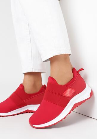 Czerwone Buty Sportowe Daphireisis