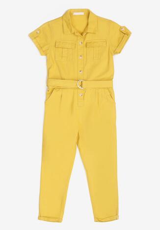 Żółty Kombinezon Denaffe