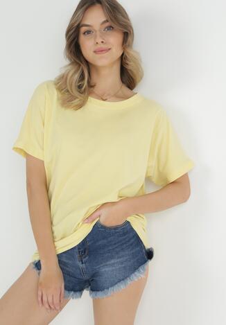 Żółty T-shirt Ammi