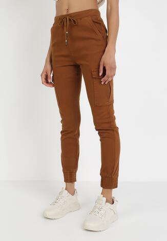 Camelowe Spodnie Akisypso