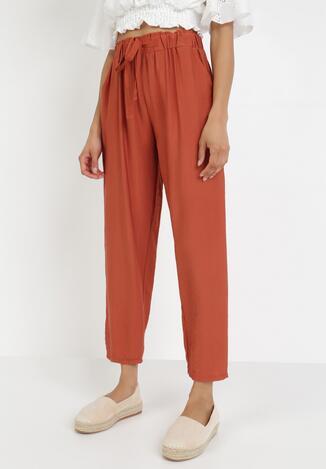 Czerwone Spodnie Kylsea