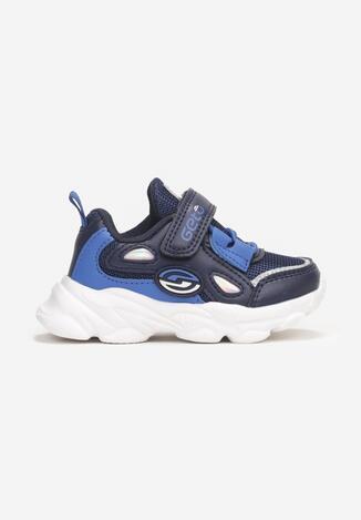 Niebieskie Buty Sportowe Sagithise