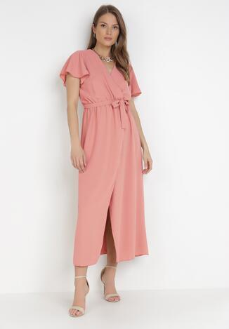 Różowa Sukienka Vilinerris