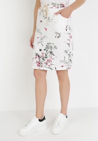 Biała Spódnica Ariesyla