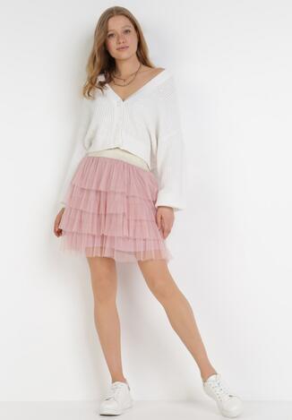 Różowa Spódnica Shyoth