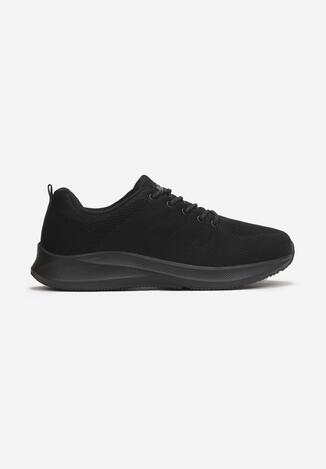 Czarne Buty Sportowe Pirepea