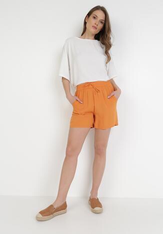 Pomarańczowe Szorty Helless