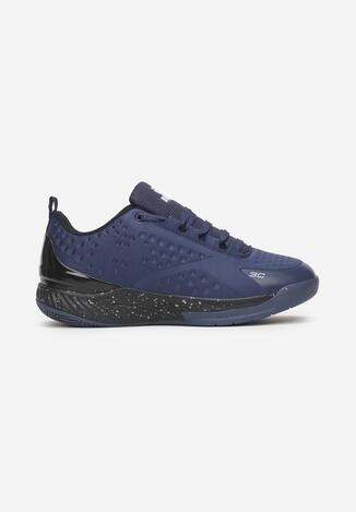 Niebieskie Buty Sportowe Maliria