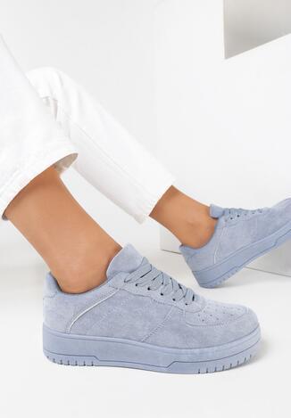 Niebieskie Buty Sportowe Chanintha
